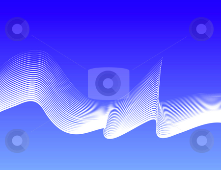 Abstract Background  stock photo, Abstract Dark Blue Background by Mehmet Dilsiz