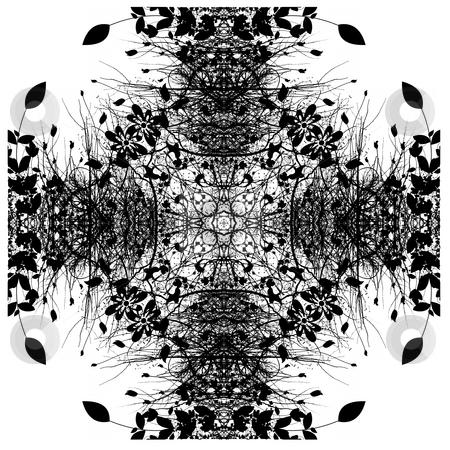 Decorative Abstract Digital Design stock photo, Abstract Digital Background Design by Mehmet Dilsiz