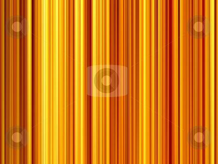 Vibrant orange stripes abstract background. stock photo, Vibrant orange stripes abstract background. by Stephen Rees