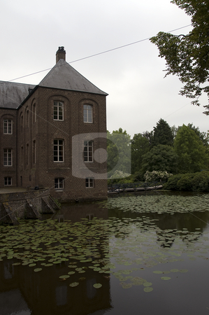 Castel arcen stock photo, Castle arcen Holland with water and big gardens by Chris Willemsen