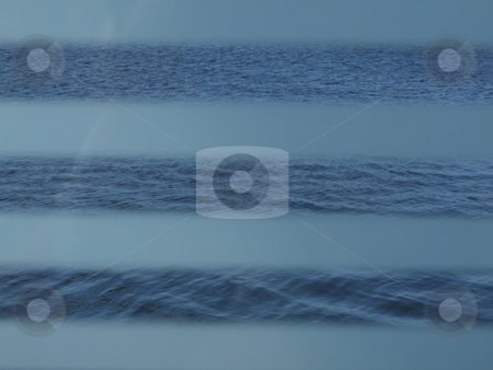 Water and Glass Abstract stock photo, Water and Glass Abstract by Stephen Lambourne