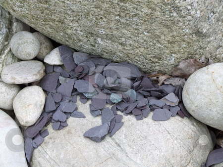 Stones Rocks and Gravel stock photo, Stones Rocks and Gravel by Stephen Lambourne