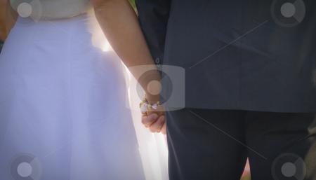 Wdding stock photo, A wedding couple by Fredrik Elfdahl