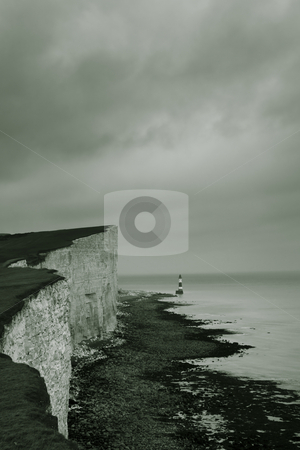 Cliff stock photo, A cliff by the water by Fredrik Elfdahl