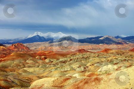 Mountain landscape stock photo stock photo, Iran natures by Ali Shokri