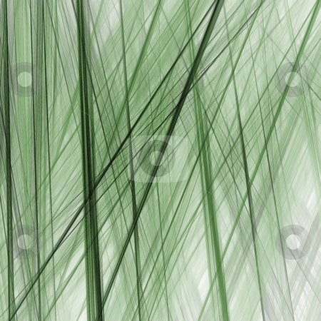 Abstract background. Green - gray palette. stock photo, Abstract background. Green - gray palette. Raster fractal graphics. by Andrey Khritin