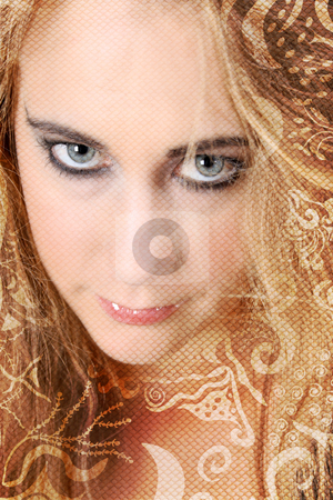 Female Model stock photo, Beautiful female model.  All images used, property of photographer. by Vanessa Van Rensburg