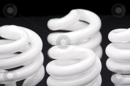 Spiral head stock photo, Close up of a 4 spiral bulb head by Yann Poirier