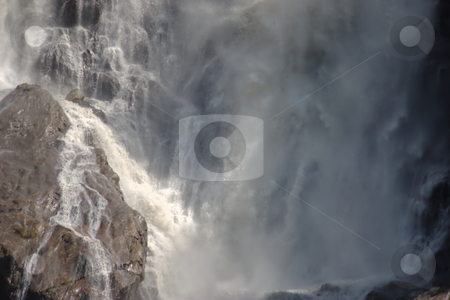 Cascades stock photo, Impressing cascades / waterfall in Tyrol / Austria by Andre Janssen