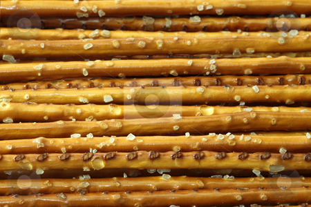 Saltsticks stock photo, Saltsticks in deail as background by Birgit Reitz-Hofmann