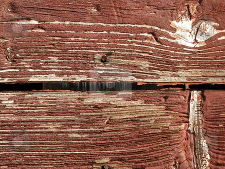 Wood texture stock photo, Old wood texture in detail by Birgit Reitz-Hofmann