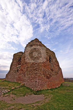 Kalo castle denmark stock photo, High dynamic range of kalo castle in denmark by Karin Claus