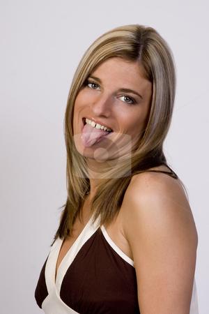 Rolling tongue stock photo,  by Yann Poirier