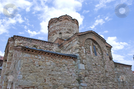 Church stock photo, Ancient church in Nesbar Bulgaria by Desislava Dimitrova