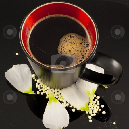 Coffee mug stock photo,  by Sylwia Marzjan