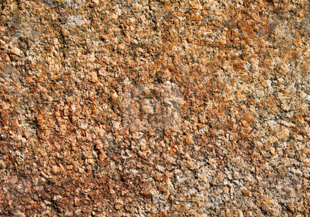 Worn cut granite natural texture background. stock photo, Worn cut granite natural texture background. by Stephen Rees
