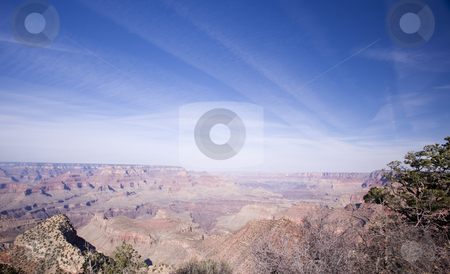 389 View of the Desert in Uath stock photo, A  beautiful of the desert in Utah's National Park by Sharron Schiefelbein