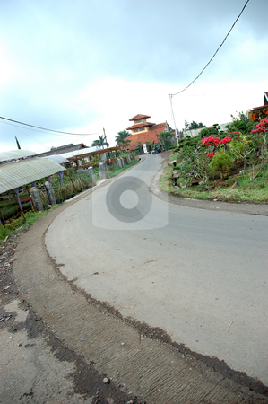 Village stock photo, Village scenery in parongpong, west java-indonesia by Bayu Harsa