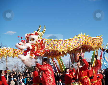 Holiday stock photo, Celebration of chinese new year by Cora Reed