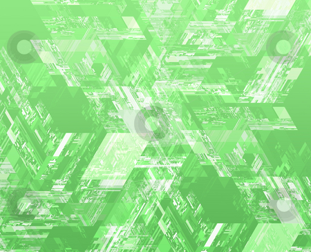 Hi Tech pattern stock photo, Hi tech pattern abstract wallpaper background design by Kheng Guan Toh