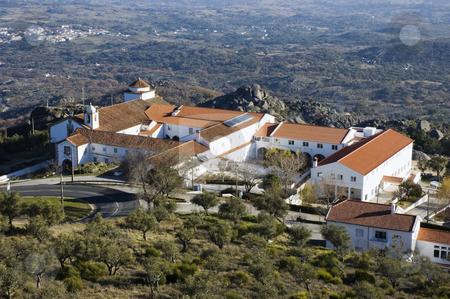 Convent of Senhora da Estrela stock photo, Convent of Senhora da Estrela near Marvao, Alentejo, Portugal by Manuel Ribeiro