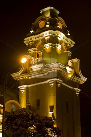 Cathedral de Lima, Peru stock photo, Cathedral de Lima, Peru by Sharron Schiefelbein