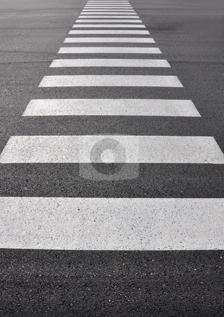 Crosswalk stock photo, Crosswalk by Robert Biedermann