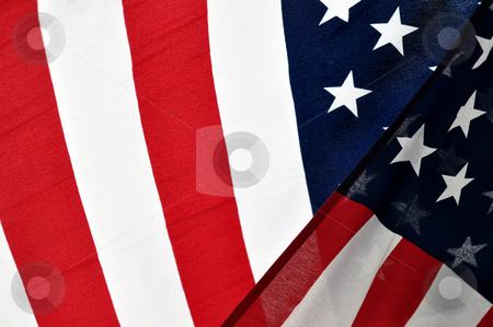 American Flag stock photo, USA, Idaho, Boise, American Flag by David Ryan