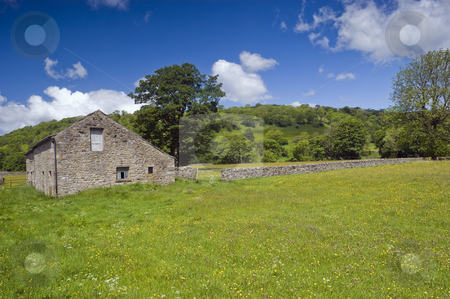 Langstrothdale stock photo, Langstrothdale in Yorkshire Dales North Yorkshire England by Stephen Meese