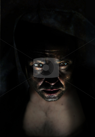 Humanabe stock photo, Series of human expression and thoughts by Tony Lott N??rnberger