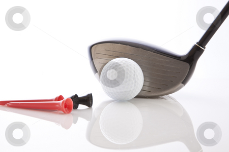 Golf Club stock photo, Golf Club by Jon Le-Bon