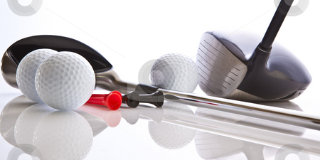 Golf Club stock photo, Golf Club by Jon Le-Bon