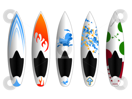 Surf design  stock vector clipart, For all the surf people fresh and funny designs by Jaka Verbic Miklic