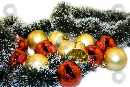 Christmas background stock photo, Christmas background by Minka Ruskova-Stefanova