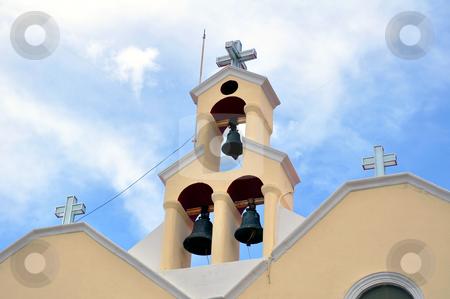 Chapel in the island of Crete. stock photo, Travel photography: Greek Orthodox Chapel in Crete, Greece by Fernando Barozza