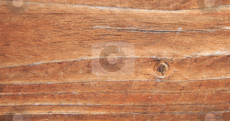 Weathered wooden panel 1 stock photo, Close-up of an old weatered wooden panel nice for backgrounds by Karin Claus