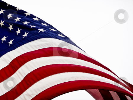 American flag stock photo, Flag of the USA by Monica Boorboor