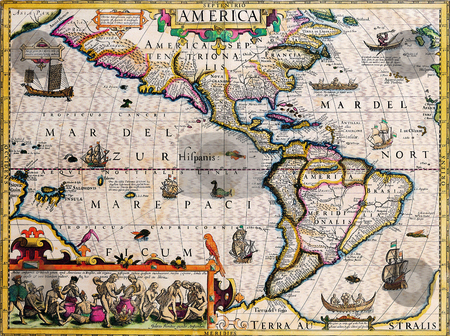 ANTIQUE MAP  stock photo, ANTIQUE MAP by Old maps Digital pictures