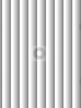 Blinds stock photo, Gray vertical blinds as backdrop or background with sunlight by Henrik Lehnerer
