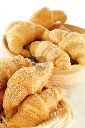 Croissant stock photo, Croissant by Robert Narkus