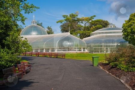 Greenhouse stock photo,  by Jaime Pharr