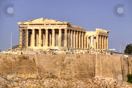 stock photo, Acropolis by Stefanos Kyriazis