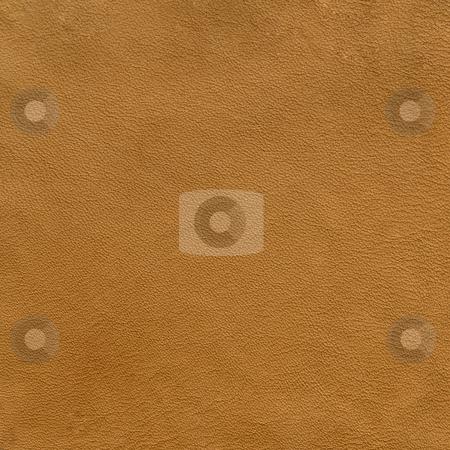 Soft brown leather texture stock photo, Background of soft brown leather with strong texture by Marek Uliasz