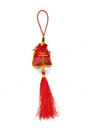 Chinese new year ornament stock photo, Chinese new year ornament by Sasas Design