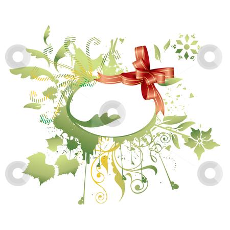 Vector design elements stock vector clipart, Christmas design elements - vector illustration by ojal_2