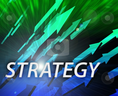 Strategy management success stock photo, Strategy illustration, abstract management success concept clipart by Kheng Guan Toh