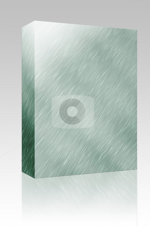 Metal texture box package stock photo, Software package box Brushed metal surface texture seamless background illustration by Kheng Guan Toh