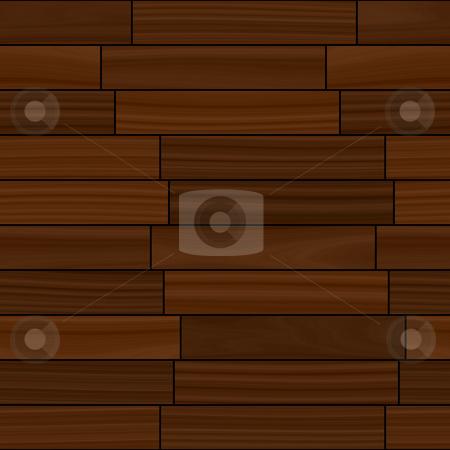 Wooden parquet flooring stock photo, Wooden parquet flooring surface pattern texture seamless background by Kheng Guan Toh