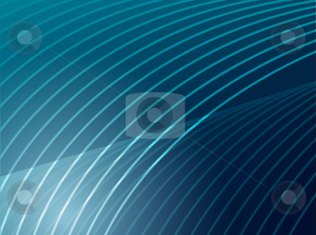 Wavy glowing colors stock photo, Abstract wallpaper illustration of wavy flowing energy and colors by Kheng Guan Toh