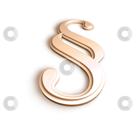 Paragraph  stock photo, Paragraph sign by Stefano SENISE